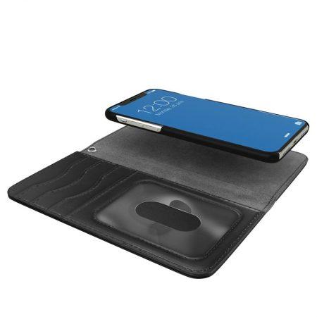 Ideal of Sweden iPhone XR Magnet Wallet Black