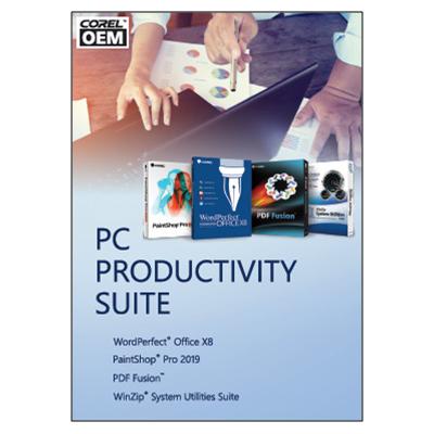 Corel Wordperfect X8 Standard Productivity Suite 3.0