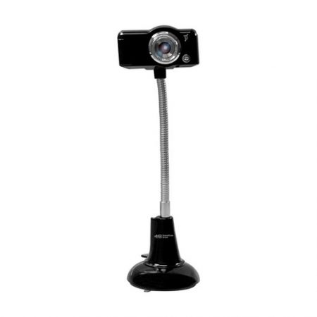 HamiltonBuhl Webcam SuperFlix 720p HD w/Gooseneck Stand