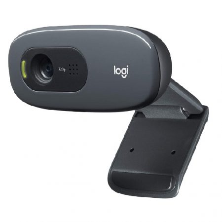 Logitech Webcam C270 720p Black