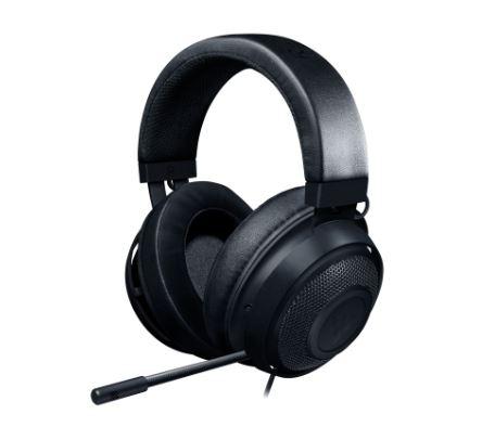 Razer Headset Kraken Kitty Black Chroma w/Boom Mic USB