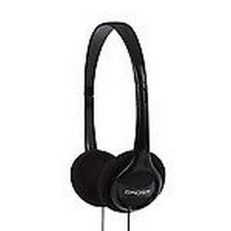 Koss Headphones KPH7 Portable On Ear Black