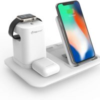 Digipower Qi 3 in 1 Charge Stand iPhone/Airpod/Watch
