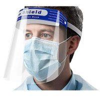 Face Shield Protective Wear Anti Fog/Static Light BULK